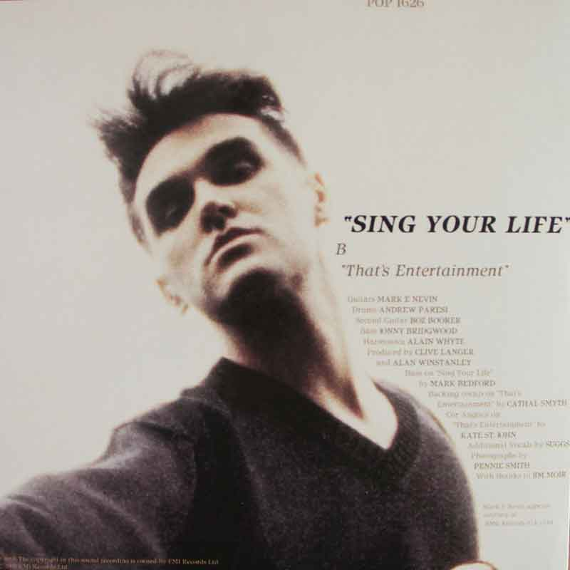Sing Your Life