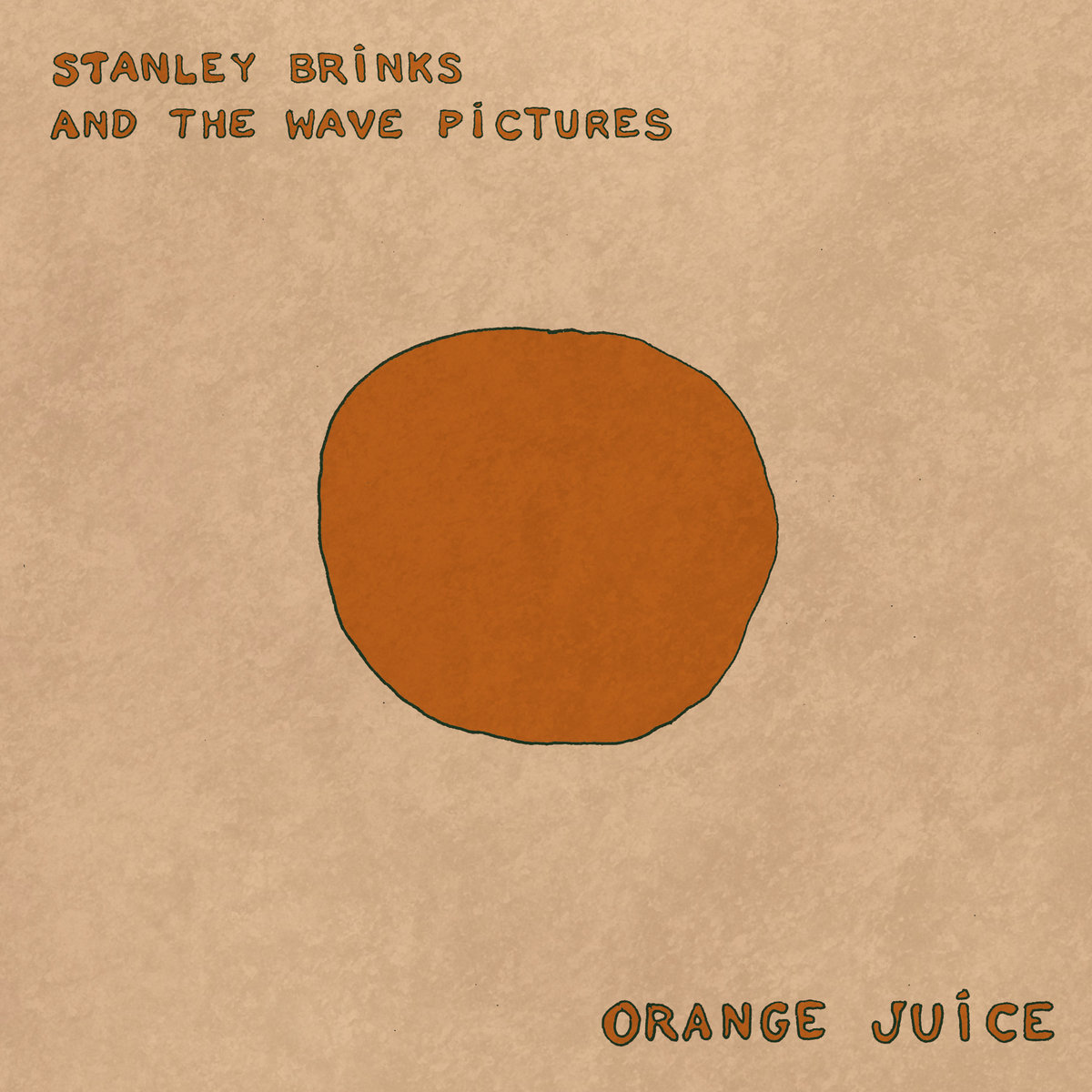 Orange juice (single)