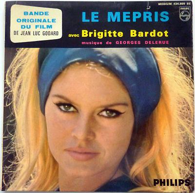 Le Mépris – Bande Originale Du Film