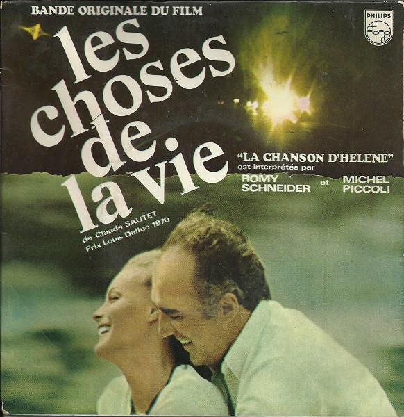 Les Choses De La Vie (EP)