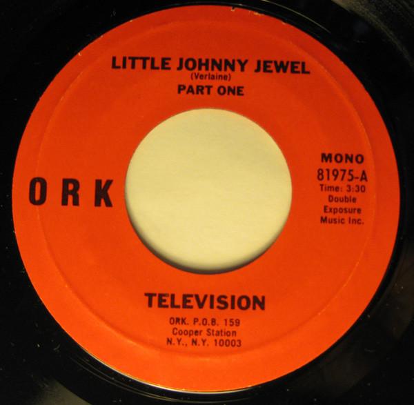 Little Johnny Jewel
